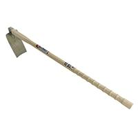 金象印 ステン鋼付菜園鍬 手がすべりにくい柄付