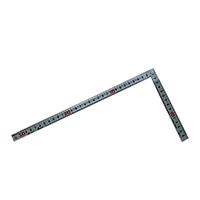 曲尺同厚 シルバー 30�p/1尺 併用目盛 名作
