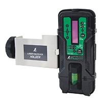 受光器 レーザーレシーバー  II Plus グリーン用 ホルダー付