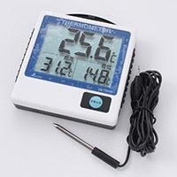 デジタル温湿度計 G-1 最高最低 隔測式・防水型