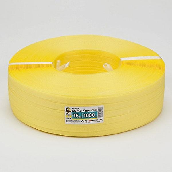 SKバンドHTO−0004 15×1000m 黄
