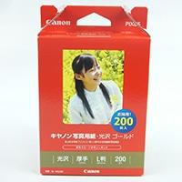 キヤノン 写真用光沢紙L判 200枚 GL-101L200