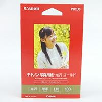 キヤノン 写真用光沢紙L判 100枚 GL-101L100