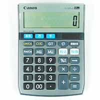 キヤノン 電卓 LS-122TUG