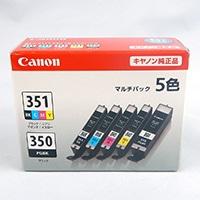 キヤノン インク BCI-351+350/5