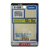 【店舗限定】KOITO 補修用バルブ 1-09 P1583