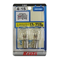 【店舗限定】KOITO 補修用バルブ 4-15 P4523