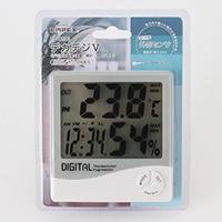 エンペックス デジタル温湿度計 デカデジV TD-8130