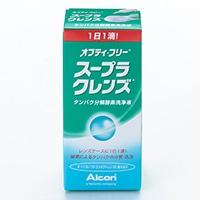 日本アルコン オプティ・フリー スープラ クレンズ