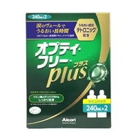 日本アルコン オプティ・フリー プラス ツインパック