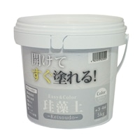 Easy&Color珪藻土 ライトブルー 5kg