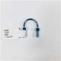 ユニクロUボルト 1/4X3/8 10A