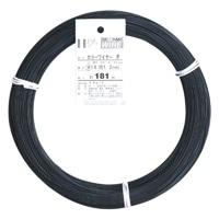 カラー針金 #18×181m クロ(1kg)