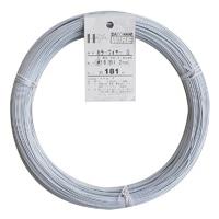 カラー針金 #18×181m シロ(1kg)