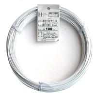 カラー針金 #16×100m シロ(1kg)