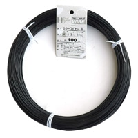 カラー針金 #16×100m クロ(1kg)