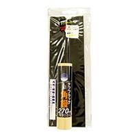 カネヨシ 油焼角鏝テフブラック270ミリ