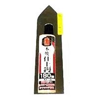 カネ千代 本焼仕上鏝接着背金0.5 180mm