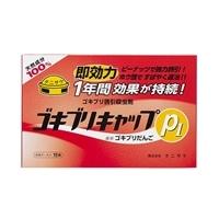 タニサケ ゴキブリキャップP1 15個入り ゴキブリ誘引殺虫剤