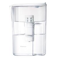 クリンスイ 浄水器 ポット型浄水器 CP407-WT