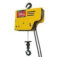 OH 電動ワイヤーホイストDWH−50