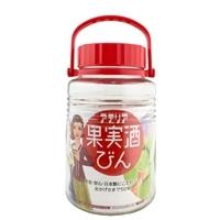 アデリア 果実酒びん 貯蔵ビン 5号 4L
