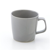 【trv・数量限定】≪波佐見焼≫勲山窯 マグカップ グレー