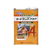 和信ペイント ガードラックアクア チーク 3.5kg
