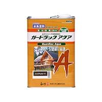 和信ペイント ガードラックアクア チョコレート 3.5kg