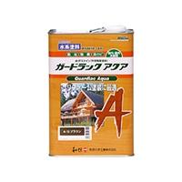 和信ペイント ガードラックアクア ブラウン 3.5kg