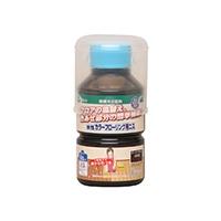和信ペイント 水性カラーフローリング用ニス ダークブラウン 100ml
