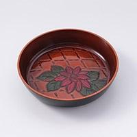 菓子鉢 格子菊