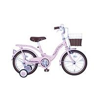 【自転車】【全国配送】パステルチャーム 16インチ ピンク【別送品】