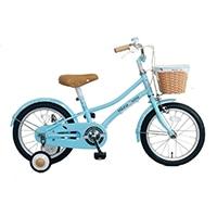 【自転車】《玉越工業》ミルキーウェイ 16インチ ブルー