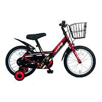【自転車】《玉越工業》LA.VOLTAGE エルエーヴォルテージ 18インチ レッド