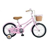 【自転車】《玉越工業》ミルキーウェイ 18インチ ピンク