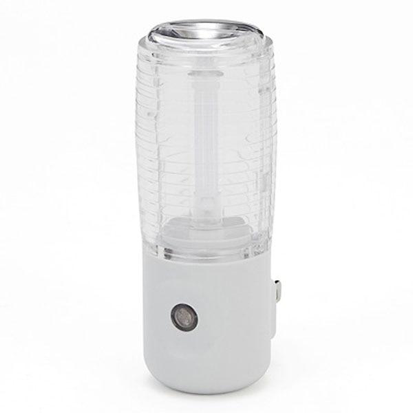 LED明暗センサーライト NL30WH