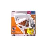 ヤザワ CLC40X01WH 電球付クリップライト