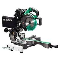 HiKOKI 36V190mmスライド丸のこ 本体のみ C3607DRA(NN)
