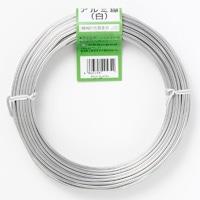 盆栽用アルミ線300g白 2.0ミリ