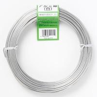 盆栽用アルミ線300g白 3.0ミリ