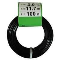 盆栽用 アルミ線 100g 茶 2.0mm