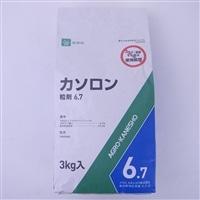 一般農薬 カソロン 粒剤6.7 3kg
