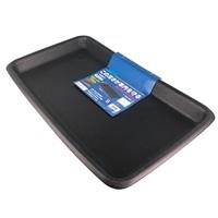 ボンフォーム 7730-01 3D-STDトレー S BK ブラック