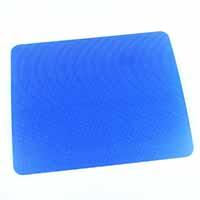 ロアス マウスパット薄型 ブルー MUP521BL