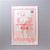 【ケース販売】規格袋 25ミクロン 12号 4穴 100枚入り×10袋入り