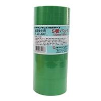 パイオラン養生用テープ 緑 50X25 5巻パック