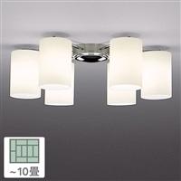 シャンデリア6灯 10畳 CD-4276-L