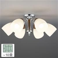 シャンデリア6灯 10畳 CD-4325-L