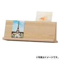 簡単取り付け壁掛けラック ラデコ LAD-2045DRNA【別送品】